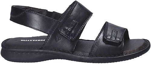 Vallevert 20822 20822 Sandalo Velcro Man