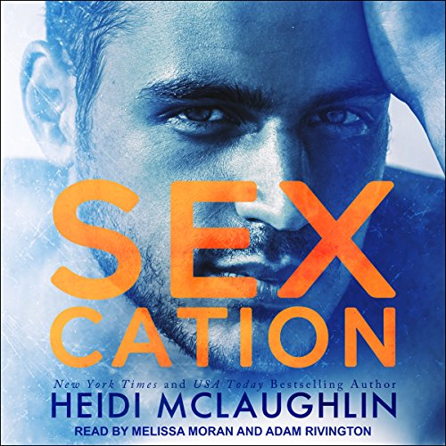 Sexcation audiobook cover art