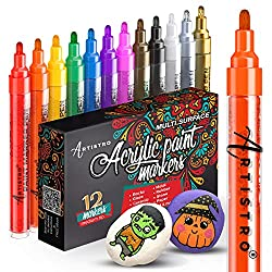 Best Toys for 10 Year Old Girls-Paint Pens