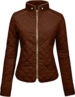 902243f59 Amazon.com: Browns - Quilted Lightweight Jackets / Coats, Jackets ...