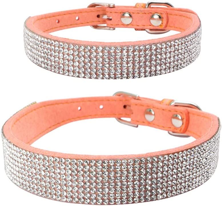 Dog Oklahoma City Mall Collar and Line Set for Dogs Lgree Bling supreme Cats Center Small