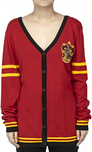 Felices compras HARRY POTTER POTTER POTTER Gryffindor Cardigan Sweater  XX-Large  contador genuino