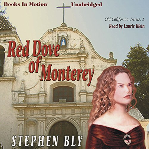 Red Dove of Monterey audiobook cover art