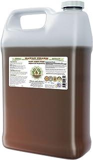 Saint John's Wort Alcohol-Free Liquid Extract, Organic Saint John's Wort (Hypericum Perforatum) Dried Herb Glycerite Natural Herbal Supplement, Hawaii Pharm, USA 64 fl.oz
