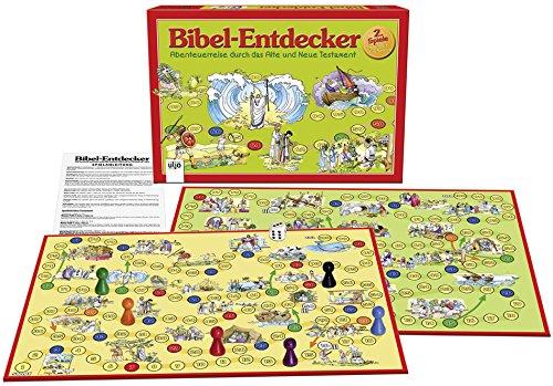 Christliche Geschenkideen °° Gesellschaftsspiel - Bibel-Entdecker at NT