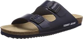 Amazon Sandalias Chanclas Zapatos esPiel Para Hombre Y E9HID2