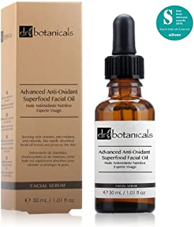 Dr Botanicals Advanced Anti-Oxidant Superfood Facial Oil, 30 Gram