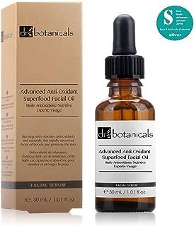 Dr Botanicals Advanced Anti-Oxidant Superfood Facial Oil, 30 Gram