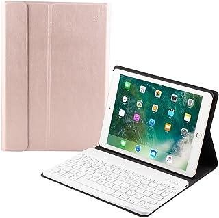 Ewin iPad 9.7 キーボードカバー 脱着式Bluetooth キーボード&保護ケース スタンド機能付き スマートスリープ New iPad 9.7 / iPad Air/iPad Air2/iPad Pro 9.7 iPadカバー通用...