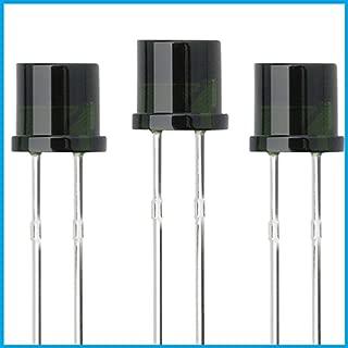 20Pcs Ambient Light Sensor Ambient Light Sensors IR-Blocking Silicon Phototransistor