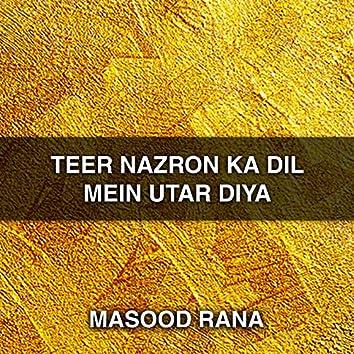 Teer Nazron Ka Dil Mein Utar Diya
