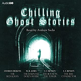 Chilling Ghost Stories cover art