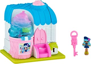 Shopkins Lil Secrets Mini Playset - Cool Scoops Café
