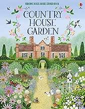 Country House Gardens Sticker Book (Dolls House Sticker Books)