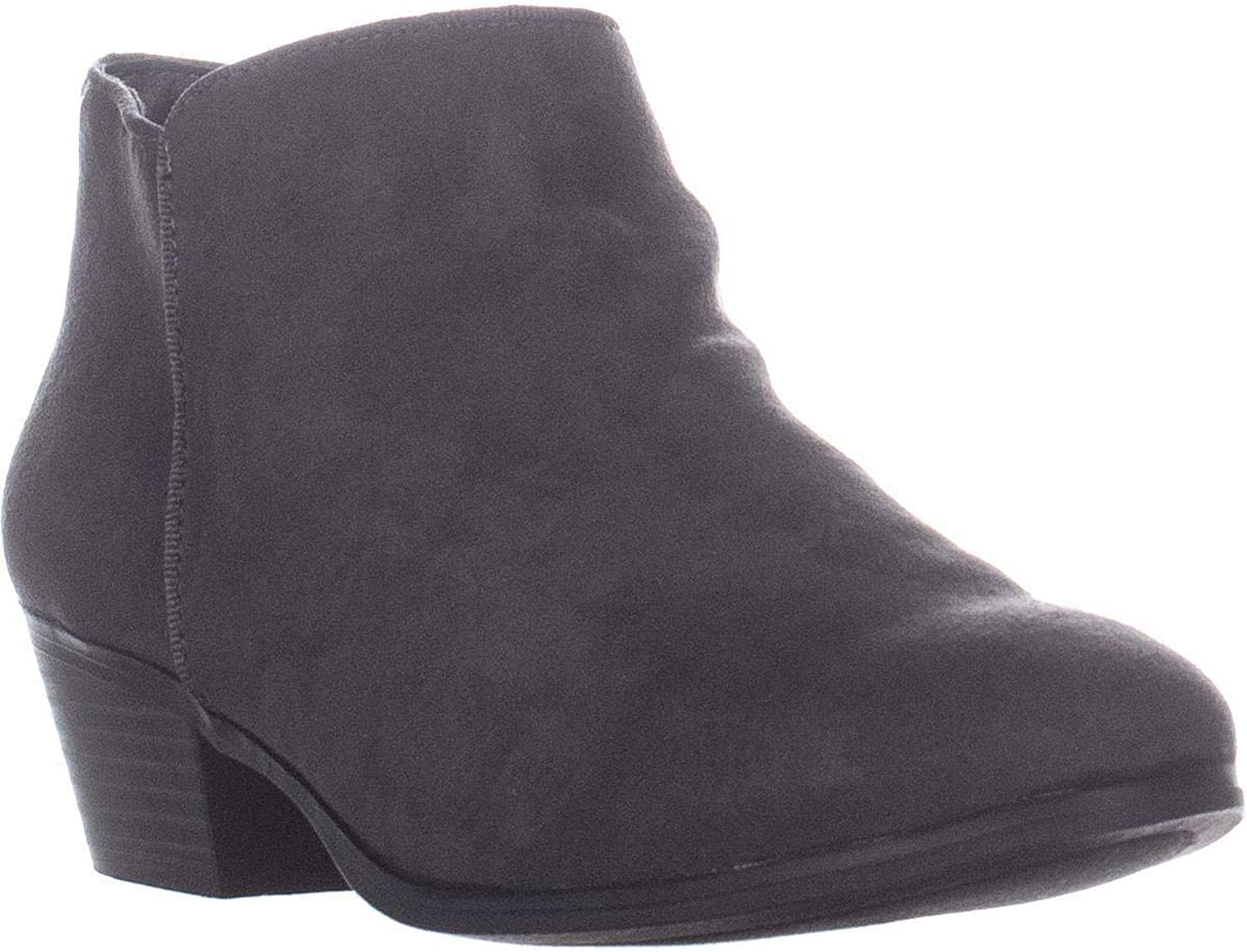 Sc35 Wileyy1 Ankle Boots, Charcoal