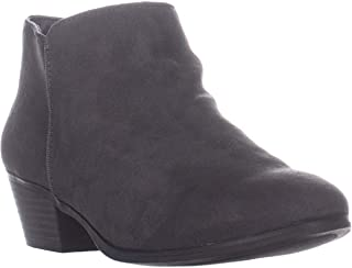 Womens Wileyyf Faux Suede Ankle Booties