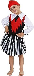 PEPPA Pig Costume Bambine Pirata Vestito Fantasia Dess Dress Up