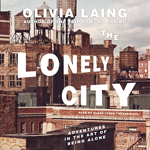 The Lonely City audiobook cover art