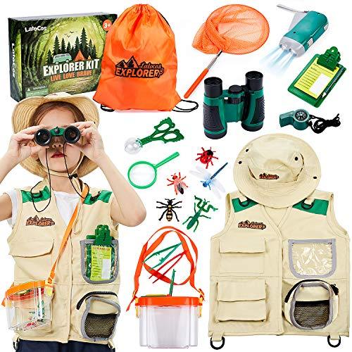 Tacobear Kit Esploratore Bambini Cattura Insetti Bambini Giocattoli per Avventura con...