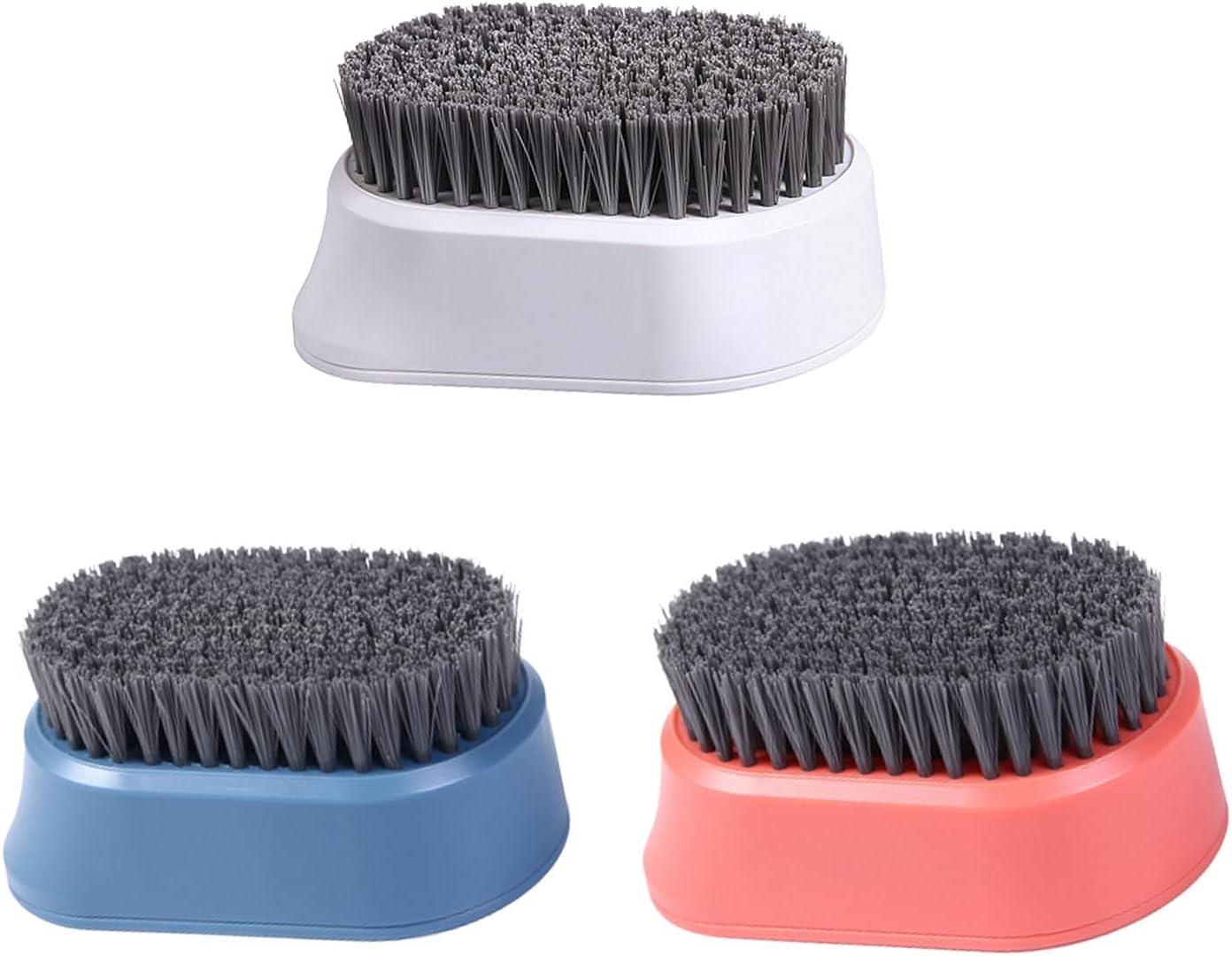 Nylon Soft Bristle Ranking TOP7 Brush Cleaning Tools 3 Color Set Memphis Mall Mi : of