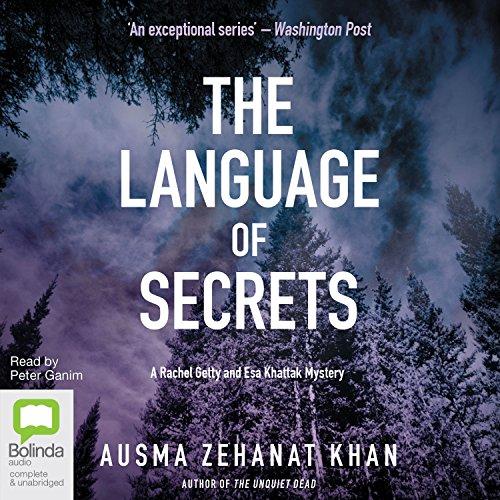 The Language of Secrets audiobook cover art