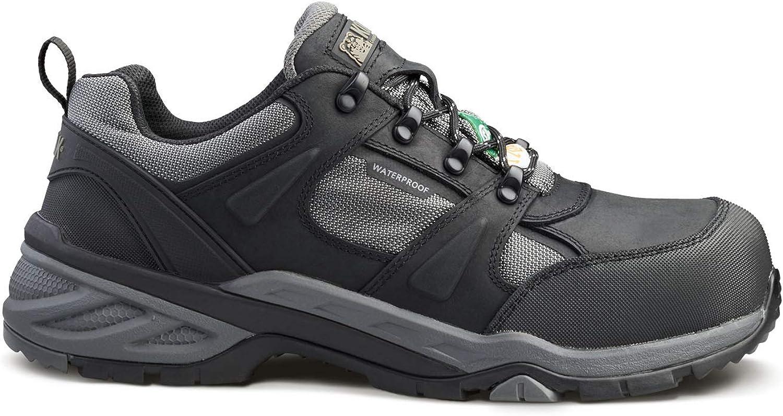 Kodiak Men's Rapid Work shoes in Black