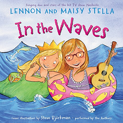 In the Waves audiobook cover art