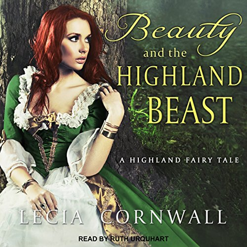 Beauty and the Highland Beast audiobook cover art