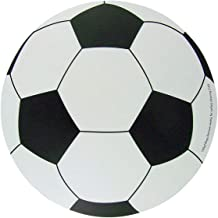 Sports Athlete Soccer Ball Magnet for School Locker, Car, or Refrigerator