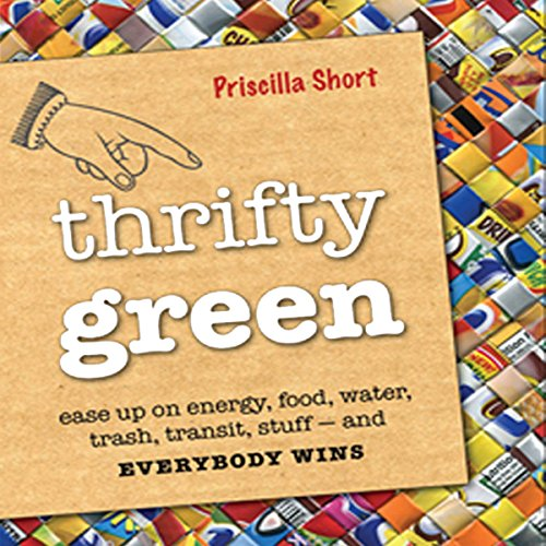 Couverture de Thrifty Green