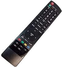 Replaced Remote Control Compatible for LG 42LV3520 47LE530C 50PJ340-UC 55LS4600UA 55LV3500 55LV355BUA LED LCD HDTV