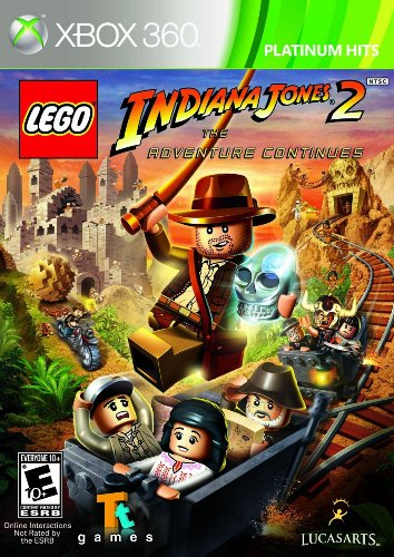 Lego Indiana Jones 2 XBOX 360 [Englisch]