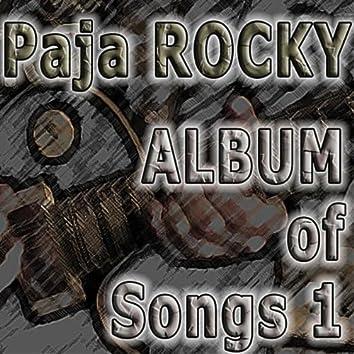Album of Songs 1
