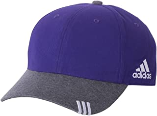 8690948ceb0 adidas-Collegiate Heather Cap-A625-Collegiate Purple-Dark Grey Heather