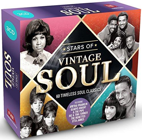 Stars Of-Vintage Soul