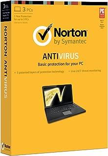 Norton Antivirus 2013 - 1 User / 3 PC [Old Version]