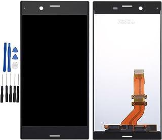 ixuan Sony Xperia XZs G8231 G8232 SO-03J SOV35 602SO G8232 SO-01J SOV34 503SO 修理用フロントパネル(フロントガラスデジタイザ)タッチパネル Lcd液晶パネルセット 修...