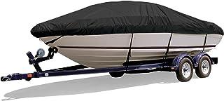 Survivor Marine Products Cover, Euro Style Walk Around Cuddy Cabin Boat, Outboard