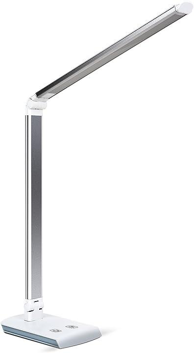 Lampada da scrivania led lampada da tavolo pieghevole dimmerabile 4w-10w deckey S28