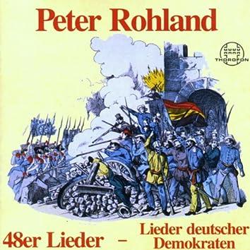 48er Lieder deutscher Demokraten