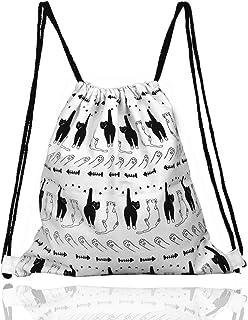 1e3fcc88c0a6 Amazon.com: Whites - Drawstring Bags / Gym Bags: Clothing, Shoes ...