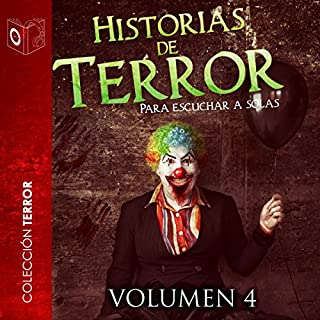 Historias de terror - IV [Stories of Horror - IV] audiobook cover art