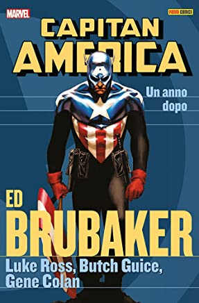 Un anno dopo. Capitan America. Ed Brubaker collection: 10