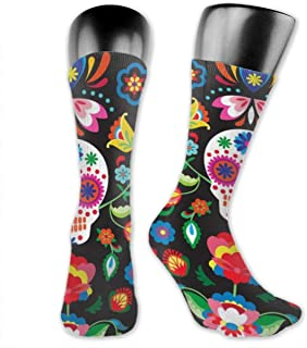 Men's Women Crew Dress Socks, Athletic Socks, Compression Sock, Novelty Socks