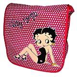 Betty Boop Polkadot Messenger Bag