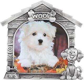 WNGGADH Cadre photo pour chien - Cadre photo commémoratif pour animal domestique - Affichage photo sur la table - Cadeau p...