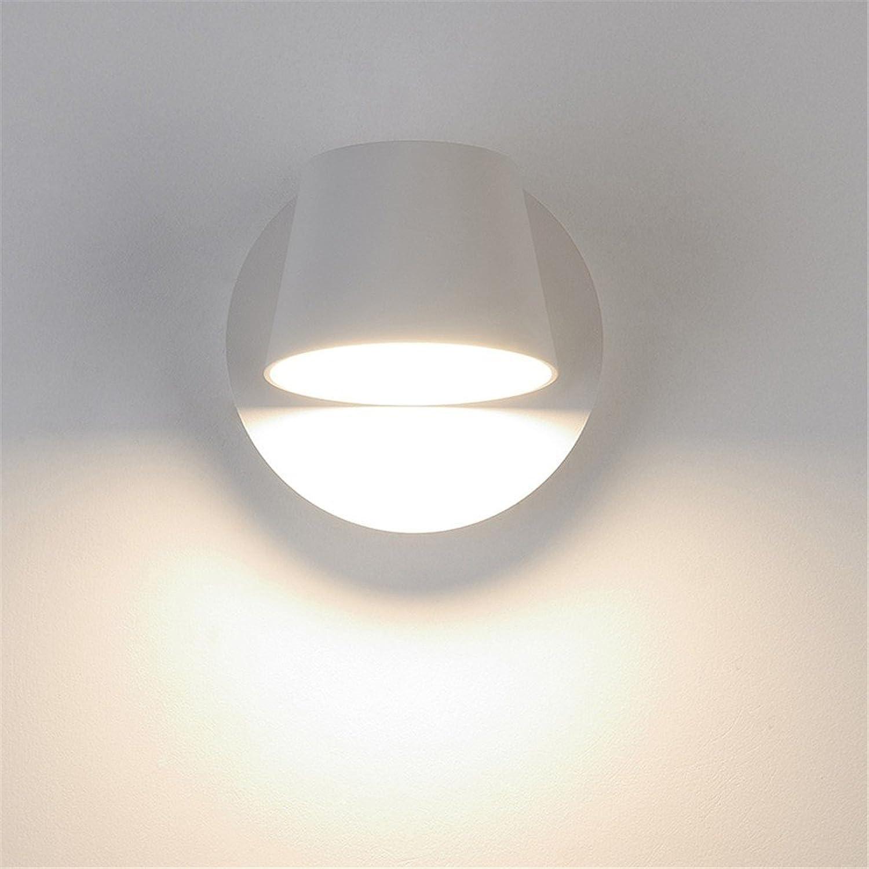 StiefelU LED Wandleuchte nach oben und unten Wandleuchten Wandleuchte Bett Schlafzimmer mit Wohnzimmer, Balkon Treppe Lesekopf