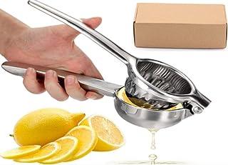Bravebird レモン絞り フルーツ絞り器 Big サイズ 日本国産 箱入り ハンドジューサー 果汁 絞り器 レモンしぼり 手動式 フルーツしぼり ミニレモンプレス ステンレス製 手動ジューサー