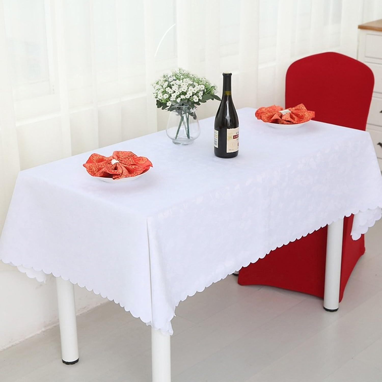 Unbekannt Küchenwäsche Rechteckige Tischdecken Hotel Couchtisch Tischdecke - (VC1333) (Farbe   B, größe   150210cm) B07CP3FX21 Moderner Modus  | Online Kaufen