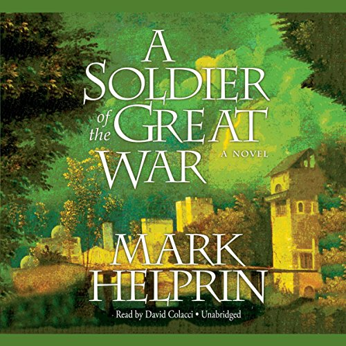 A Soldier of the Great War audiobook cover art